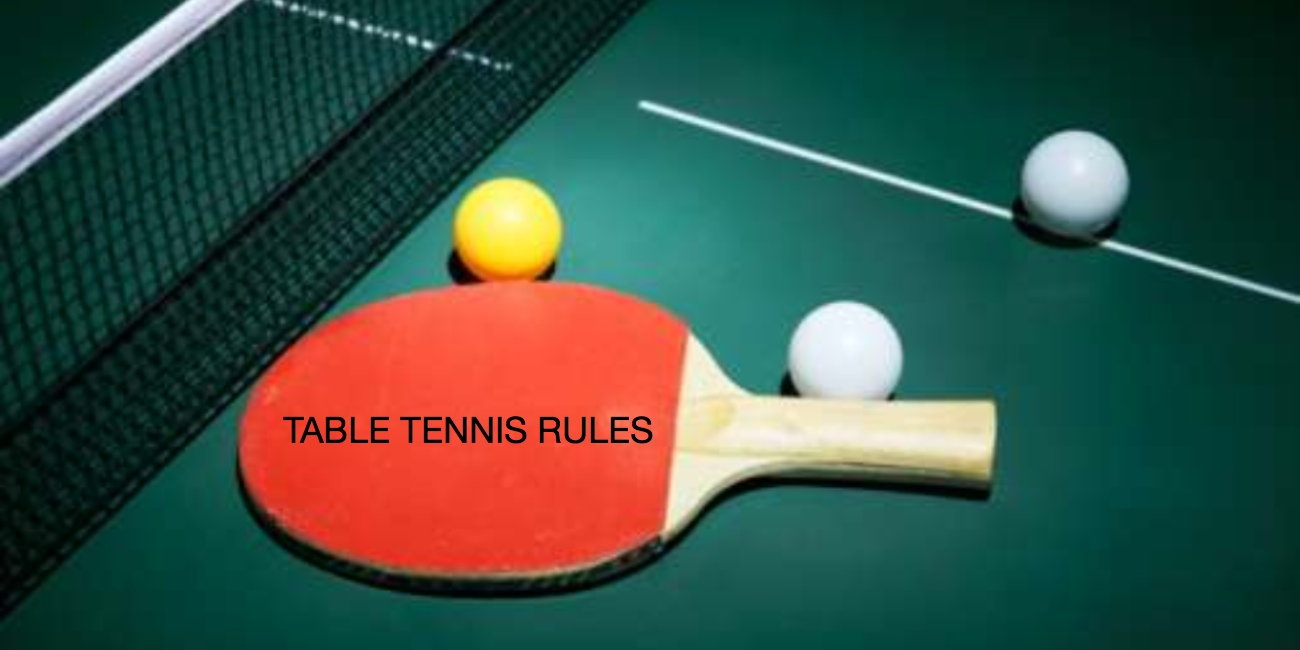 A guide to the official rules of table tennis mar 2018 for 10 table tennis rules