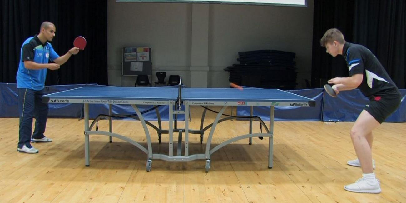 How To Do A Forehand Drive In Table Tennis Jul 2018