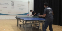 Multi Ball Training in Ping Pong