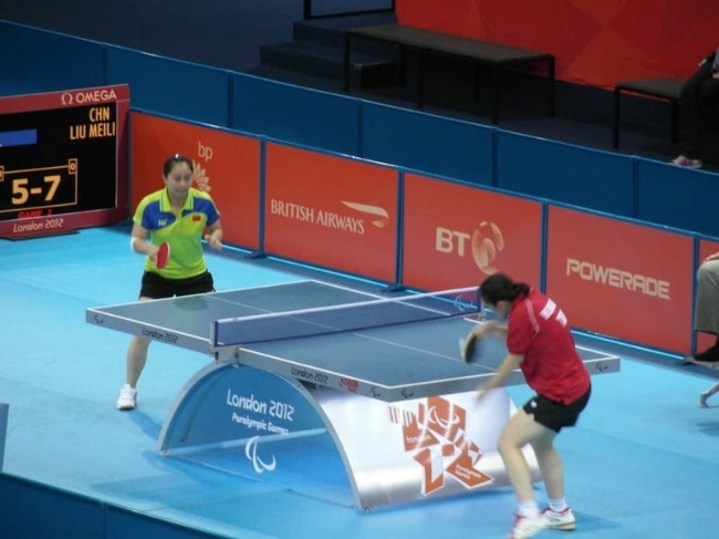 Womens Singles Preliminary Rounds Best Table Tennis Tables Reviews London  2012 Olypmics