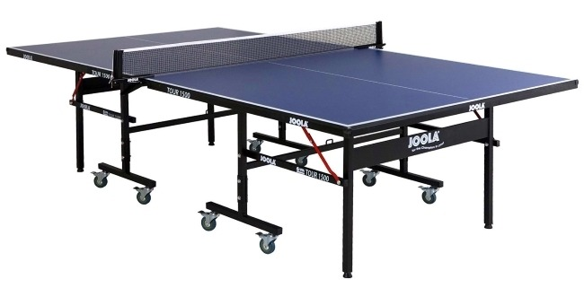 The Joola Tour 1500 Best Table Tennis Table Review