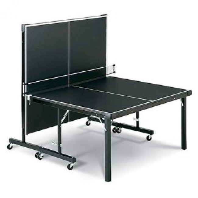 The Stiga Instaplay Indoor Table Tennis Table in Playback Mode