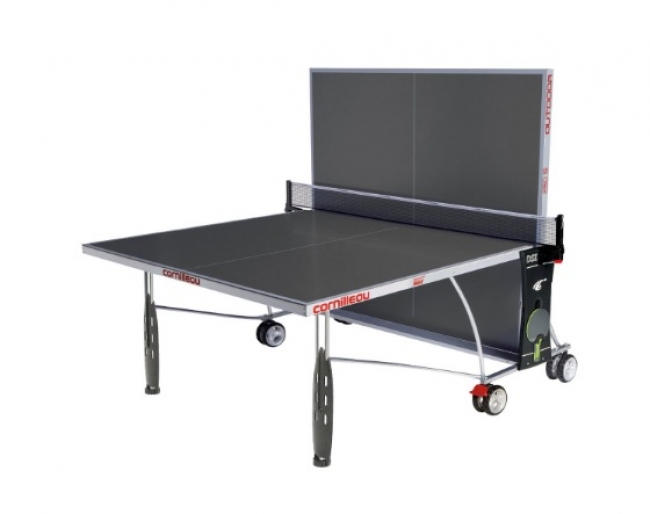 Cornilleau Sport 250S Outdoor Table Tennis Table Review